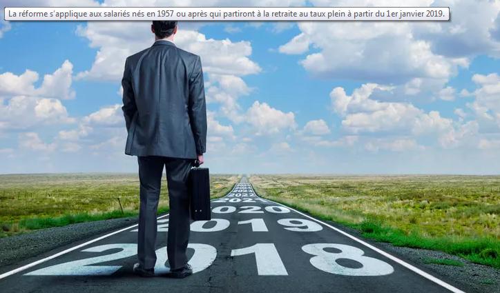 Agirc-Arrco : ce qui va changer en 2019