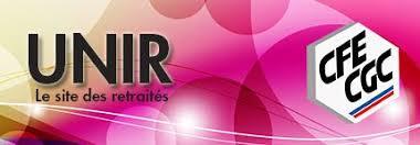 Mobiliser plus pour obtenir plus ! TRACT DE L'UNIR ( Union Nationale Interprofessionnelle des retraités CFE/CGC)CONCERNANT LES RETRAITES
