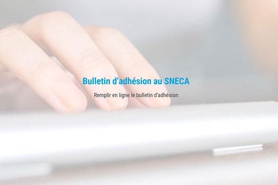 Rester adhérent au SNECA après la retraite