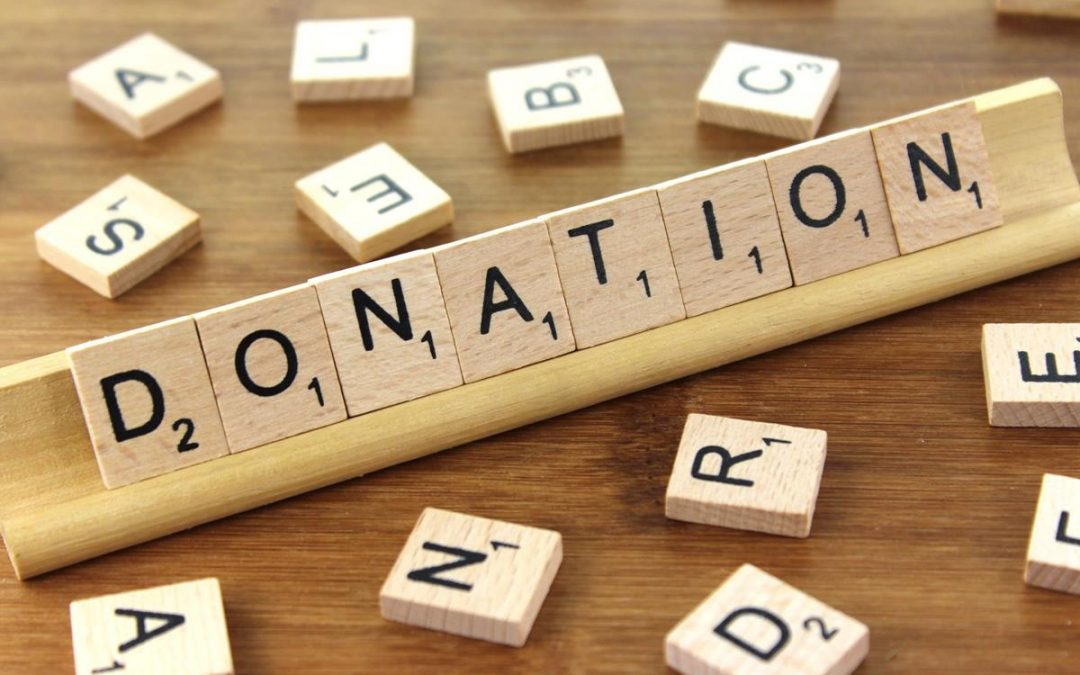 Donation : quels sont les frais à payer?