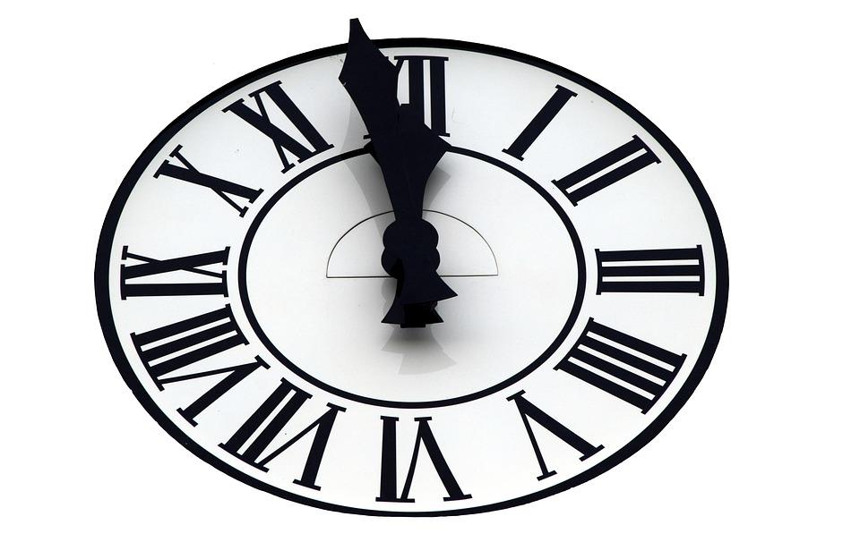Changement d'heure, à vos pendules!
