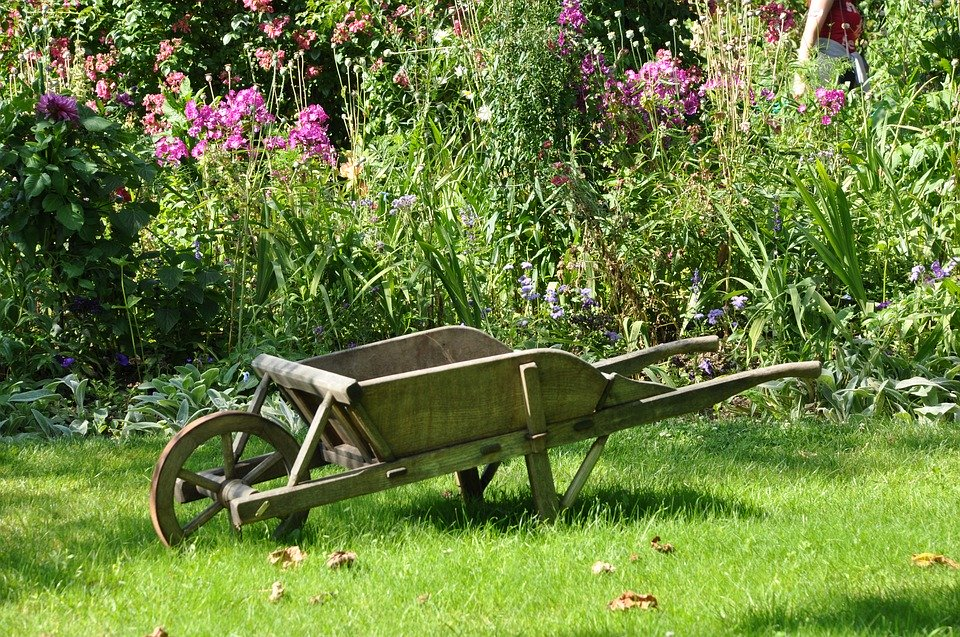 Le jardinage, c'est (aussi) du sport!