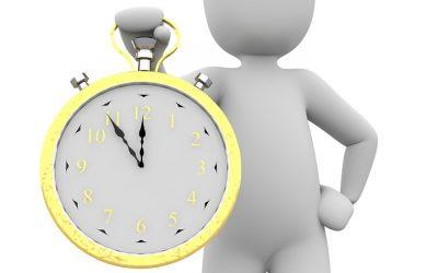 Confinement: j'ai perdu la notion du temps!