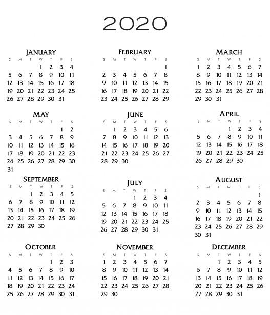 Le calendrier des vacances scolaires et jours fériés 2020-2021