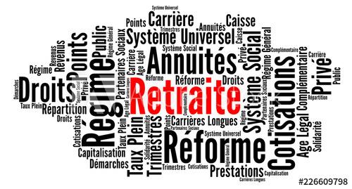 Les actuels et futurs retraités devront payer en partie la facture de la crise
