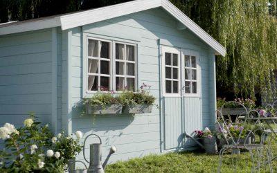 Mauvaise nouvelle si vous prévoyez d'installer un abri de jardin