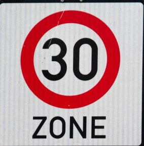 Le «30 km/h» en ville se généralise